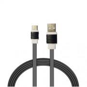 Cablu Date Si Incarcare Type C Negru