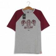 Camiseta Studio Geek Marvel Legendary Outlaw - Unissex