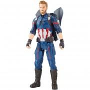 Capitán América Titan Hero Power Fx Infinity War