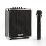 Fenton ST040, hordozható hangrendszer, bluetooth, USB, microSD, MP3, VHF, akkumulátor (Sky-170.052)