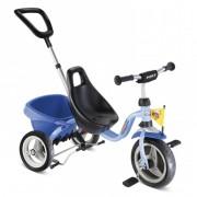 Tricicleta copii Albastru Ocean - PUKY Se livreaza montata!