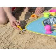 Minipiscina de plaja cu jucarii 123 SOARE LUDI