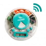 Cutie medicamente cu alarma sonora Medifit MD-544 (organizator medicamente, pill box)
