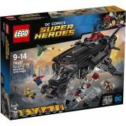 LEGO Super Heroes 76087 Flying Fox: Luftattack Med Batmobile