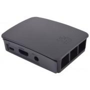 Raspberry Pi Official Raspberry Pi 3 Model B, 2 B, B+ Development Board Case, Black, Grey