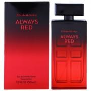 Elizabeth Arden Always Red eau de toilette para mujer 100 ml