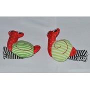 Huaha 2x Baby Infant Soft Toy Wrist Rattles Hands Foots finders Developmental LAMAZE