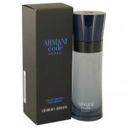 Armani Code Colonia Eau De Toilette Spray By Giorgio Armani 2.5 oz Eau De Toilette Spray
