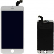 Compatibile Apple A - 821-2156 - Vetro LCD per iPhone 6 Plus - Bianco (Grado A)