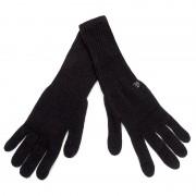 Rękawiczki Damskie LIU JO - Guanto Lungo Lamina N67274 M0300 Nero 22222