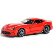 2013 Dodge Viper SRT GTS Red 1/24 by Maisto 31271