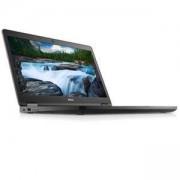 Лаптоп Dell Latitude 5480 14, Core i7-7600U, 8GB DDR4, 256GB SSD, no ODD, Backlit Keyboard US, N049L548014EMEA_UBU-14