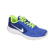 Nike Men Blue Running Sports shoes Revolution (UK-9)