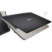 "Asus Value X541NA Notebook Celeron Dual N3350 1.10Ghz 2GB 500GB 15.6"" WXGA HD IntelHD BT Win 10 Home"