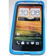 Силиконов гръб ТПУ за HTC One SC Син