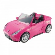 Barbie Convertible Glam DVX59 Rosa