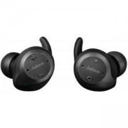 Безжични хендсфри слушалки за фитнес и спорт Jabra Elite Sport, Черен, JABRA-98600001