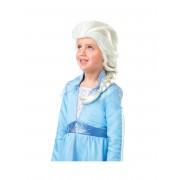 Vegaoo.es Peluca Elsa Frozen 2 niña