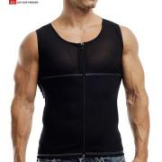 Go Softwear M Torso Shaper Muscle Top T Shirt Black 2735