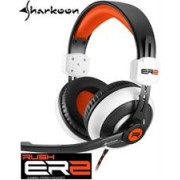 Sharkoon Rush ER2 Circumaural Stereo Headset with