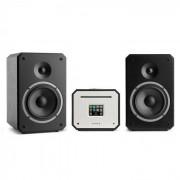 Numan Unison Octavox 702 MKII Edition – All-in-One Stereoanlage: CD-Player, Internetradio, Receiver & Verstärker inkl. 2 Boxen