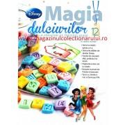 Magia dulciurilor Nr.12 - Alfabetul Disney de la A la Z si cartonase pentru cadouri cu zanele Disney
