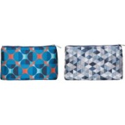 scoop street Cosmetic Pouch(Multicolor)