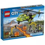 Конструктор Лего Сити - Хеликоптер за доставки, LEGO CITY, 60123