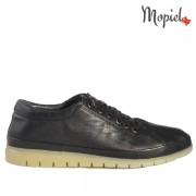 Pantofi dama, din piele naturala 239301/204/Negru/Alina