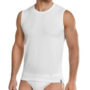 Schiesser Tanktop 95-5 - Wit - Size: Small