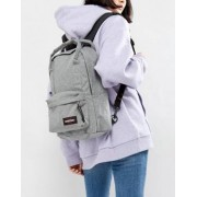 Eastpak Padded Top Handle Backpack in Grey - Grey