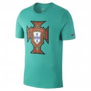 Portugal Crest Herren-T-Shirt - Grün