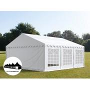 6x6m Rendezvénysátor 500g/m2 PVC ponyva (Normal party sátor)