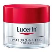 Hyaluron-filler volume-lift creme de dia perda de firmeza peles secas 50ml - Eucerin