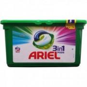Ariel Detergent Capsule 3in1 PODS 39 buc Color