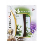 Dermomed Caseta:Gel de dus+Spray deodorant 250+150 ml Muschio Bianco