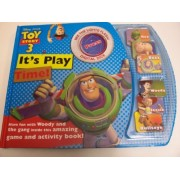 Disney Disney Toy Story 3 Light-up Interactive Game and Activity Book Set ~ It's Play Time!