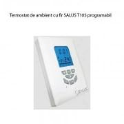 Cronotermostat cu fir programabil Salus T105. 5 ani garantie