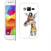 Husa Samsung Galaxy Core Prime G360F Silicon Gel Tpu Model Girafa Colorata