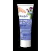 HANDSON ORGANICS Crema nutritiva bio pentru maini