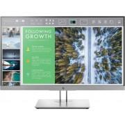 "HP EliteDisplay E243 LED display 60,5 cm (23.8"") 1920 x 1080 Pixels Full HD Flat Zwart, Zilver"