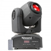 Beamz Panther 25 Led Spot Movinghead 7 Gobos 7 colores incluye mando a distancia (Sky-150.460)
