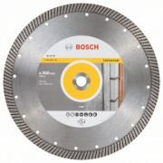 Диск диамантен за рязане Best for Universal Turbo 300 x 20,00 x 3 x 15 mm, 2608603769, BOSCH