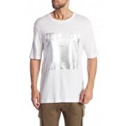 Helmut Lang Noble Jersey T-Shirt OPTIC WHT