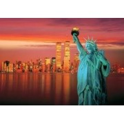Tomax Statue of Liberty, USA 1000 Piece Mini Jigsaw Puzzle