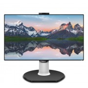 "Monitor IPS, Philips 32"", 329P9H, 5ms, 50Mln:1, camera 2.0MP, HDMI/DP, Speakers, UHD 4K (329P9H/00)"