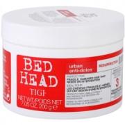 TIGI Bed Head Urban Antidotes Resurrection máscara revitalizante para cabelo danificado e quebradiço 200 g
