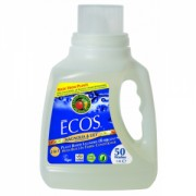 Detergent lichid de rufe superconcentrat - magnolie si lacramioare, Earth Friendly Products ECOS
