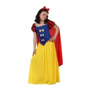 Costum Alba Ca Zapada 5-6 ani