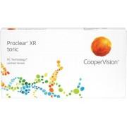 Proclear toric XR (3 linser): +1.00, -5.75, 55